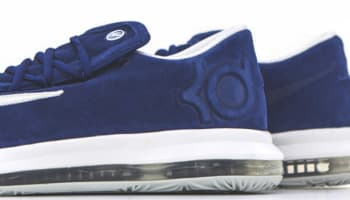 Nike KD VI Elite Premium Deep Royal Blue/Summit White-Pure Platinum
