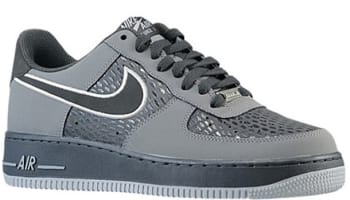Nike Air Force 1 Low Cool Grey/Anthracite-Wolf Grey