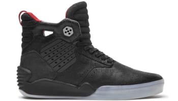 Supra Skytop IV Black/Grey-Clear