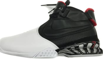 Nike Zoom Vick 2 Black/White-University Red