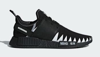 Adidas x Neighborhood NMD_R1 Black/White