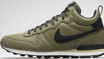 Nike Internationalist Mid Cargo Khaki/Black