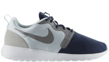Nike Rosherun Hyperfuse QS Fiberglass/Squadron Blue-Summit White