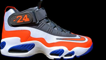 Nike Air Griffey Max 1 White/Total Crimson-Hyper Blue-White