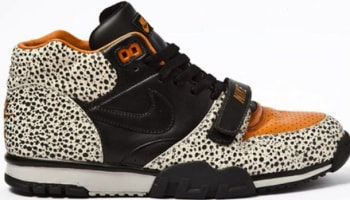 Nike Air Trainer 1 Premium NRG Tan/Beige-Black-Dark Charcoal