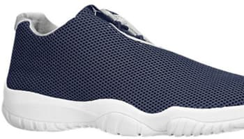 Jordan Future Low Midnight Navy/Grey Mist-White