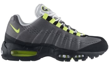 Nike Air Max '95 EM Cool Grey/Volt-Black-White
