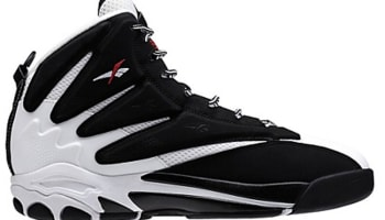 Reebok The Blast White/Black-Red