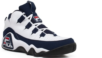 Fila 95 White/Fila Navy-Fila Red