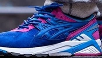 Asics Gel Kayano Trainer Blue/Magenta