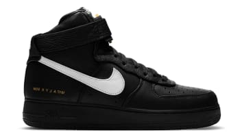 Alyx x Nike Air Force 1 High Black/White-Metallic Gold