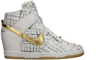Nike Dunk Sky Hi City FW QS Women's Paris Sail/Metallic Gold