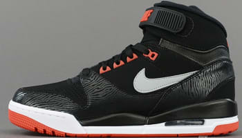 Nike Air Revolution Black/Reflective Silver-University Red-White