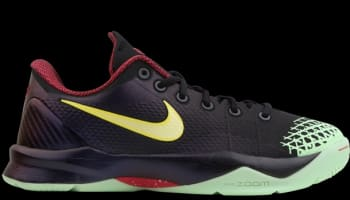 Nike Zoom Kobe Venomenon 4 Black/Lemon Chiffon-Court Purple