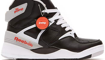 Reebok The Pump Certified Black/Grey-Orange-White
