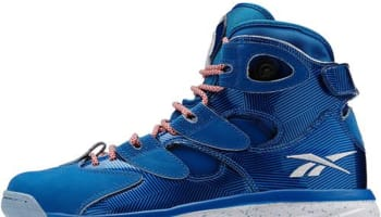 Reebok Shaq Attaq IV Impact Blue/White-Gust Blue-Excellent Red