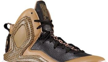 adidas D Rose 5 Boost Cardboard/Light Brown-Night Brown