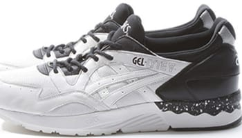 Asics Gel-Lyte V White/Black