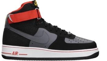 Nike Air Force 1 High Black/Dark Grey