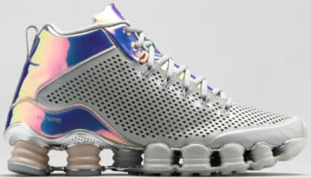 Nike Shox TLX Mid SP Wolf Grey/Metallic Silver