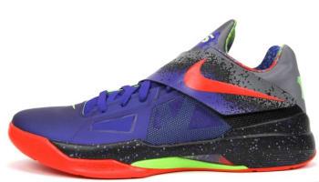 Nike KD 4 Nerf