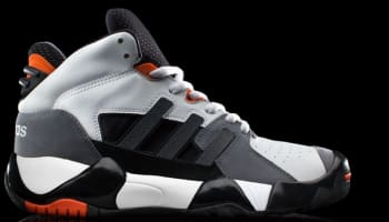 adidas Originals Streetball 2 Running White/Black-Medium Lead
