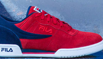 Fila Original Fitness Red/Royal-White