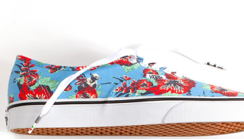 Vans Authentic Multi-Color/White
