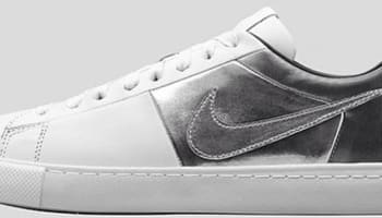 Nike Blazer Low SP White/Chrome