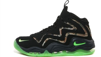 Nike Air Pippen I Black/Flash Lime-Anthracite