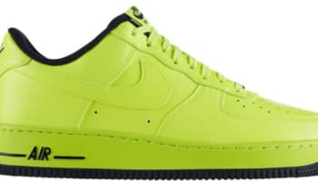 Nike Air Force 1 Low Volt/Volt-Black