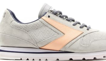 Brooks Chariot Grey/Pale Pink-Navy