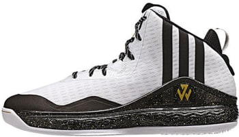 adidas J Wall 1 White/Black-Gold