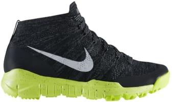 Nike Flyknit Trainer Chukka FSB Black/White-Volt
