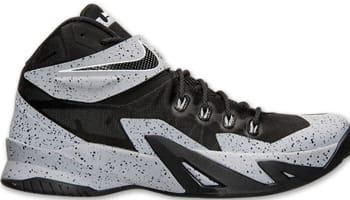 048c54f8df71 Nike Zoom Soldier VIII Premium Black Black-Wolf Grey
