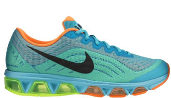 Nike Air Max Tailwind 6 Gamma Blue/Black-Total Orange-Volt