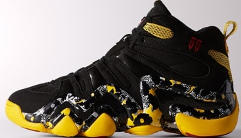 adidas Crazy 8 Black/Black-Power Red