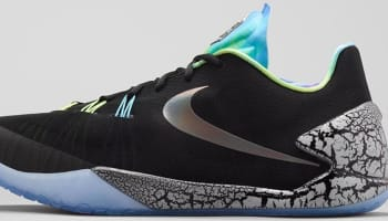 Nike Hyperchase AS Black/Silver Ice-Clearwater