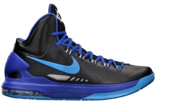 Nike KD 5 Black/Blue Glow