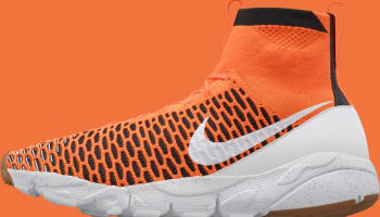 Nike Air Footscape Magista SP Total Orange/White-Black-White