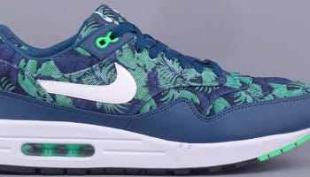 Nike Air Max 1 GPX Space Blue/Black Jade-Cerulean-White