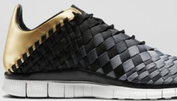 Nike Free Inneva Woven N7 Black/Cool Grey-Wolf Grey-Anthracite