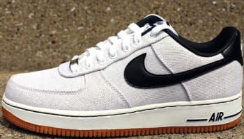 Nike Air Force 1 Low Canvas White/Black