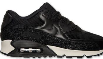pretty nice 19b41 16026 Nike Air Max  90 Leather PA Black Black-Sea Glass