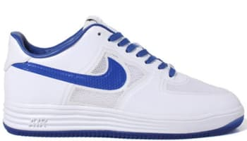 Nike Lunar Force 1 Low Fuse NRG White/Game Royal