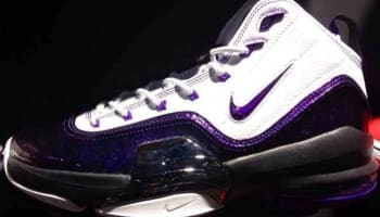 Nike Air Pippen VI White/Court Purple-Black-Metallic Silver