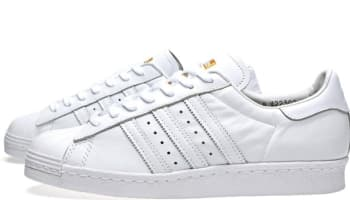 adidas Superstar 80s EF Running White/Metallic Gold