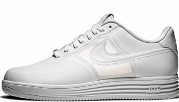Nike Lunar Force 1 Low Fuse NRG White/White