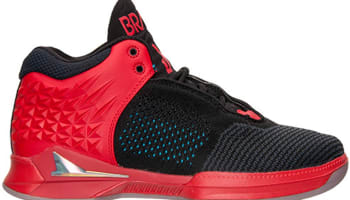 BrandBlack J. Crossover 2 Black/Red