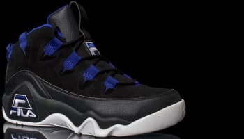 Fila 95 Black/White-Royal Blue